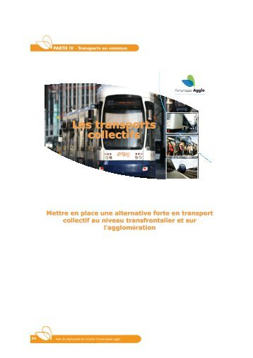 Volet Transports en Commun - Annemasse agglo