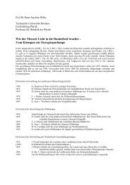 Material zum Vortrag (0,8 MB pdf-Datei) - Physik am Samstag ...