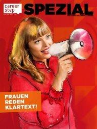 Careerstep SPEZIAL Magazin 2012