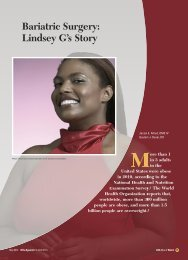 Bariatric Surgery: Lindsey G's Story - CECity