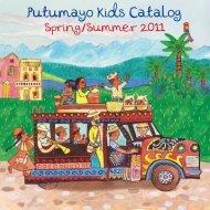 Putumayo Kids Catalog