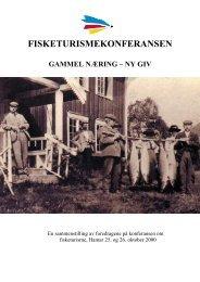 Klikk her for foredragshefte fra konferansen på Hamar 2000 (PDF 1 ...