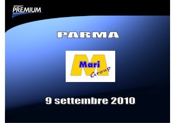 Mediaset Premium - Marisrl.it