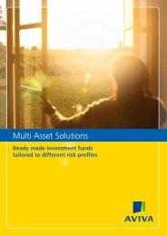 Multi Asset Solutions - Aviva