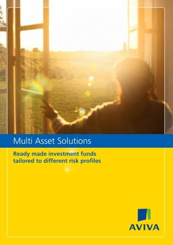 Multi Asset Solutions - Aviva