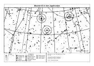 Aufsuchkarte Messier 63