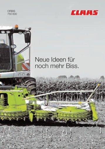 orbis - Kaufmann Landtechnik GmbH