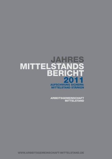 2011 - Arbeitsgemeinschaft Mittelstand