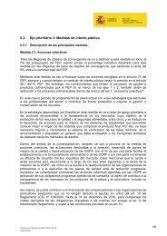 Acciones colectivas - Gobierno de Canarias