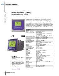 Ingold M300 transmitter