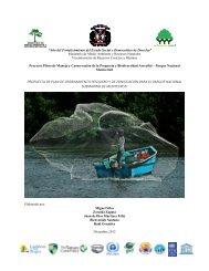Propuesta de Plan de Ordenamiento Pesquero y Zonificación del ...