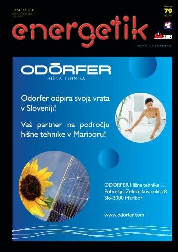 Februar 2010 - Revija Energetik