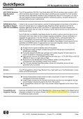 HP StorageWorks Ultrium Tape Blades - Page 4