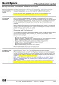 HP StorageWorks Ultrium Tape Blades - Page 6