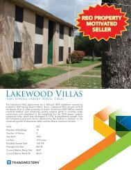 Lakewood Flyer - 2 page.indd - Transwestern