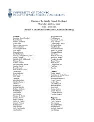 Minutes of the Faculty Council Meeting of Thursday, April 26, 2012 ...