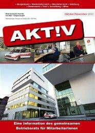 2011 – Ausgabe 3 - Akt!v online - WordPress.com