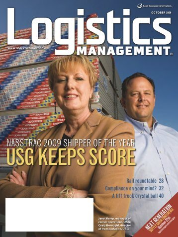 October - Logistics Management