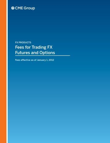 Cme fx options clearing