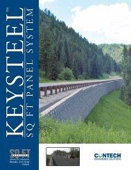 KeySteel SQ FT - Keystone