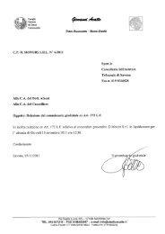 Relazione art. 172 L.F. - Senza titolo