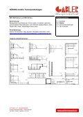 NÜSING mobile Trennwandanlagen - Gabler Bauspezialartikel - Page 2