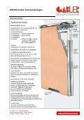 NÜSING mobile Trennwandanlagen - Gabler Bauspezialartikel - Page 3