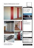 NÜSING mobile Trennwandanlagen - Gabler Bauspezialartikel - Page 7