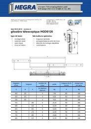 HGDS120 Französisch_b - Hegra Linear