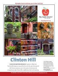Clinton Hill Neighborhood Profile - Big Apple Greeter
