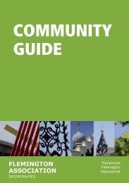 COMMUNITY GUIDE - Flemington Association