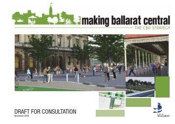 Version 4 Front 26_10_09.indd - City of Ballarat