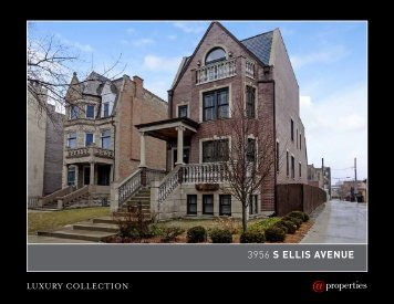 3956 S ELLIS AVENUE - Properties