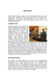 Good Actors - Kwan Um School of Zen Europe