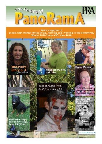 PanoRamA #36 - PRA