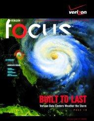 Verizon IT Focus