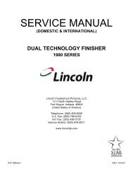 DTF - 1980 Series Service Manual - [Discontinued]