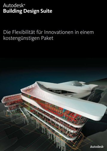 Autodesk Building Design Suite - Plotter-angebote.de