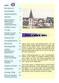 Dezember bis Feburar 2011 - Evangelische Kirchengemeinde ... - Page 2
