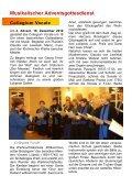 Dezember bis Feburar 2011 - Evangelische Kirchengemeinde ... - Page 7