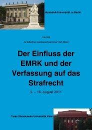 Journal - Heinrich