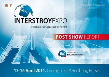 leading construction exhibitions - international show