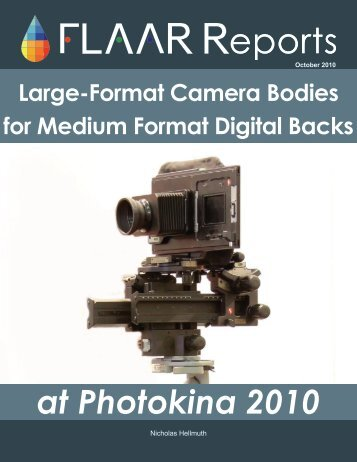at Photokina 2010 - Digital Photography