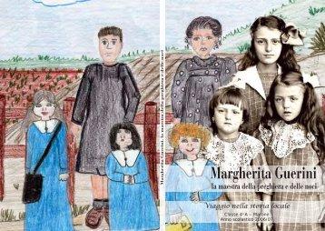 Margherita Guerini, la maestra della preghiera e ... - Marone a Colori