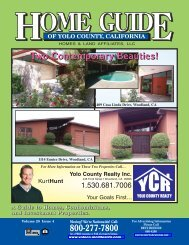 new listings - Home Guide of Yolo County, CA