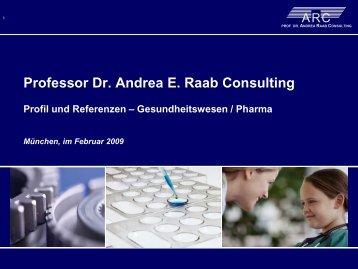 Marktanalyse und Marketingplan Risk Management - auf den Seiten ...