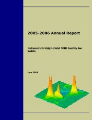 low-resolution PDF version, 1.29 Mb - National Ultrahigh-Field NMR ...