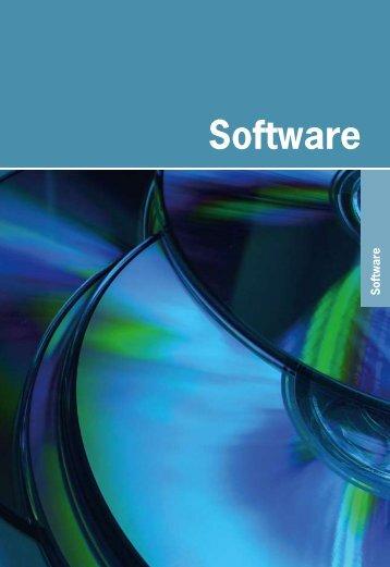 Anbieterverzeichnis Software
