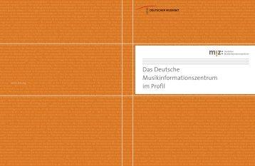 Spiegel des Musiklebens - Miz.org