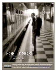 Fort Knox - Youth Specialties